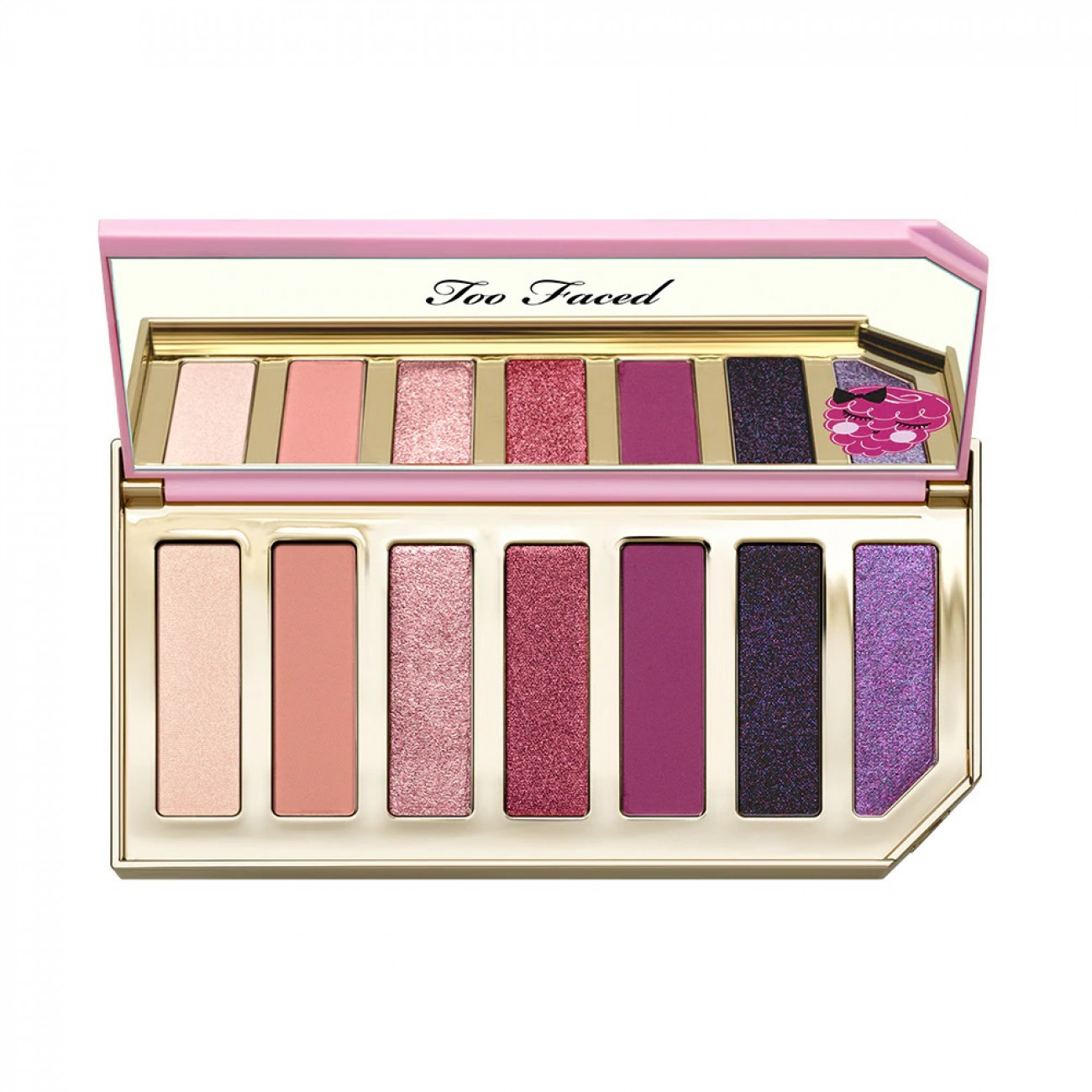 Paleta De Sombras Too Faced Razzle Dazzle Berry